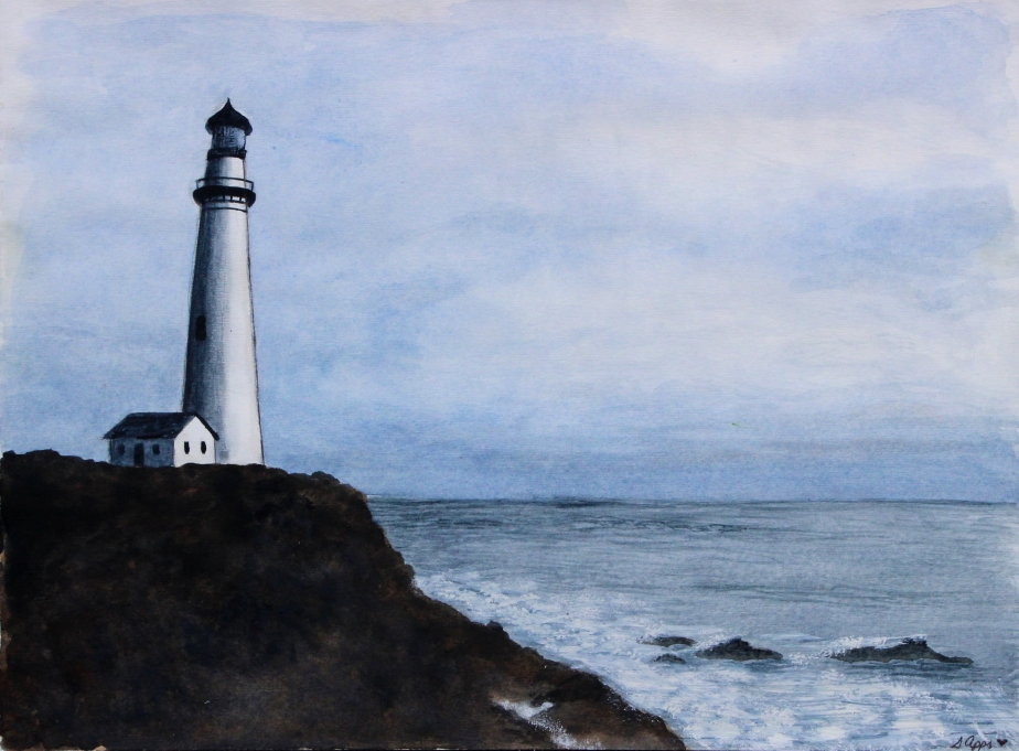 Fan Friday: Lighthouse
