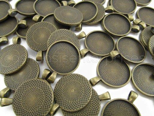 bronze trays