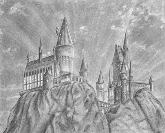 Behind the Scenes:Hogwarts